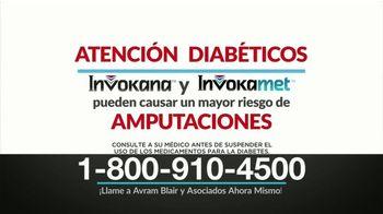Avram Blair & Associates TV Spot, 'Amputaciones' [Spanish] - Thumbnail 1