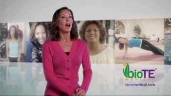 BioTE Medical TV Spot, 'Career' Featuring Debbie Siebers - Thumbnail 1