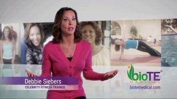 BioTE Medical TV Spot, 'Career' Featuring Debbie Siebers - Thumbnail 2