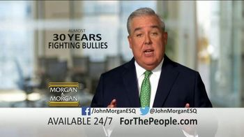 Morgan and Morgan Law Firm TV Spot, 'Fighting Bullies' - Thumbnail 5