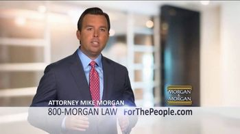 Morgan and Morgan Law Firm TV Spot, 'Criminal Acts at Work' - Thumbnail 2