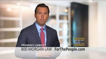 Morgan and Morgan Law Firm TV Spot, 'Criminal Acts at Work' - Thumbnail 3