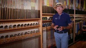 Club Champion TV Spot, 'Get a Club Fitting' Featuring David Leadbetter