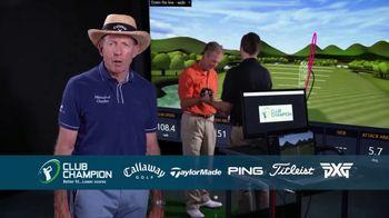 Club Champion TV Spot, 'Get a Club Fitting' Featuring David Leadbetter - Thumbnail 5