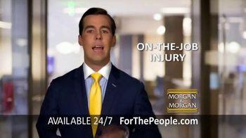 Morgan and Morgan Law Firm TV Spot, 'On-The-Job Injury' - Thumbnail 1