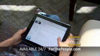 Morgan and Morgan Law Firm TV Spot, 'On-The-Job Injury' - Thumbnail 4