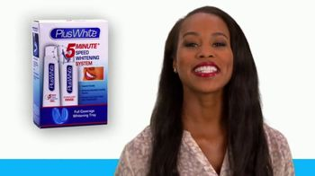 Plus White 5 Minute Speed Whitening System TV Spot, 'It's Fast'