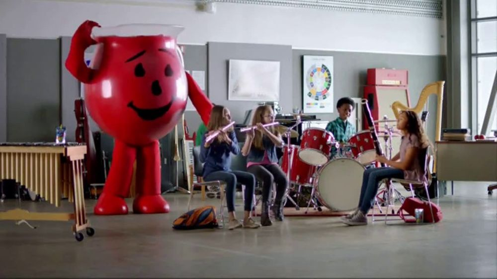 Kool-Aid Jammers TV Commercial, 'Jam Session'