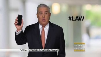 Morgan and Morgan Law Firm TV Spot, 'Social Security Claim' - Thumbnail 3