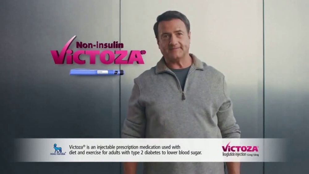 Victoza TV Commercial, 'Reduces Risk of Heart Attack and Stroke'