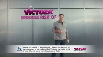 Victoza TV Spot, 'Reduces Risk of Heart Attack and Stroke' - Thumbnail 4