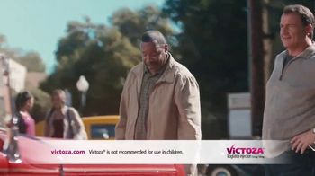 Victoza TV Spot, 'Reduces Risk of Heart Attack and Stroke' - Thumbnail 6