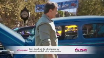 Victoza TV Spot, 'Reduces Risk of Heart Attack and Stroke' - Thumbnail 8