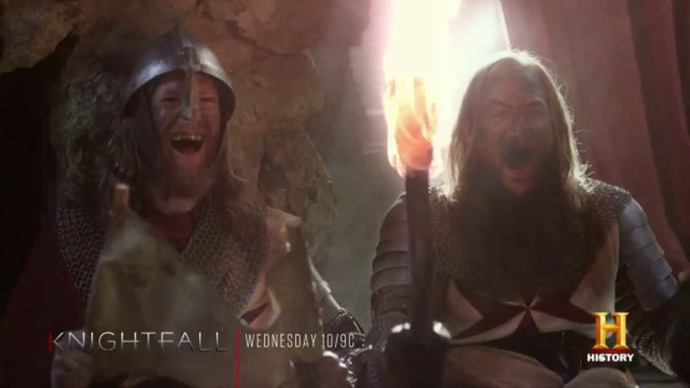 - GEICO TV Commercial, 'History Channel: Knights and Lost ...