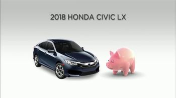 2018 Toyota Corolla TV Spot, 'Save on Safety: Piggy Bank' [T1] - Thumbnail 6