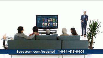 Spectrum TV Spot, 'Más de 30,000 títulos' [Spanish] - Thumbnail 2