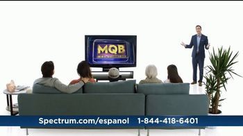 Spectrum TV Spot, 'Más de 30,000 títulos' [Spanish] - Thumbnail 3