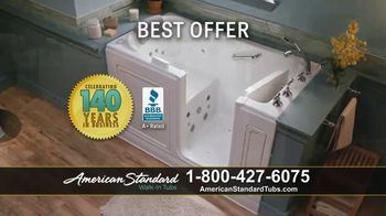 American Standard Walk-In Tubs TV Spot, 'Stay Safe' - Thumbnail 2
