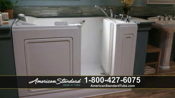 American Standard Walk-In Tubs TV Spot, 'Stay Safe' - Thumbnail 8
