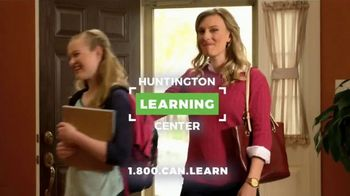 Huntington Learning Center TV Spot, '[So Glad I Went] Center: Save $50' - Thumbnail 1