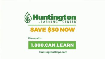 Huntington Learning Center TV Spot, '[So Glad I Went] Center: Save $50' - Thumbnail 10