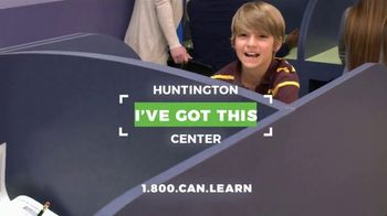 Huntington Learning Center TV Spot, '[So Glad I Went] Center: Save $50' - Thumbnail 2