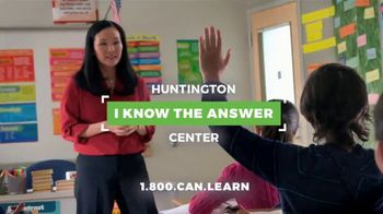 Huntington Learning Center TV Spot, '[So Glad I Went] Center: Save $50' - Thumbnail 6