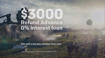 H&R Block With Watson Refund Advance TV Spot, 'Advance' Featuring Jon Hamm - Thumbnail 8