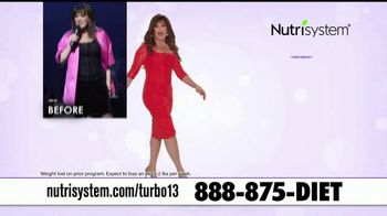 Nutrisystem Turbo13 TV Spot, 'Boost Your Metabolism' Featuring Marie Osmond - Thumbnail 5