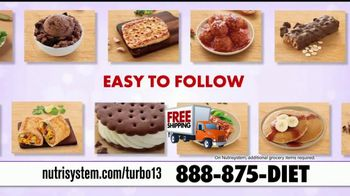 Nutrisystem Turbo13 TV Spot, 'Boost Your Metabolism' Featuring Marie Osmond - Thumbnail 6