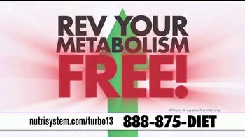 Nutrisystem Turbo13 TV Spot, 'Boost Your Metabolism' Featuring Marie Osmond - Thumbnail 8