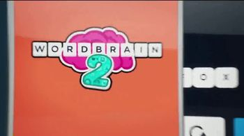 WordBrain 2 TV Spot, 'Exercise Your Brain Muscles' - Thumbnail 9