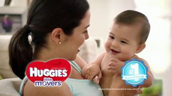 Huggies Little Movers TV Spot, 'Set Your Baby Free' - Thumbnail 9