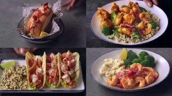 Red Lobster Tasting Plates TV Spot, 'Taste Our New Menu'