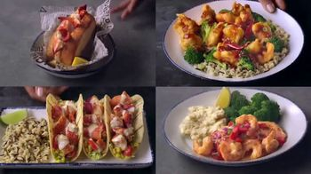 Red Lobster Tasting Plates TV Spot, 'Taste Our New Menu'