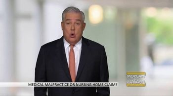 Morgan and Morgan Law Firm TV Spot, 'Nursing Home Claim and Malpractice'