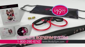 BodyGym TV Spot, 'Firm, Tone and Sculpt in 9 Minutes' Feat. Marie Osmond - Thumbnail 5