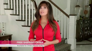 BodyGym TV Spot, 'Firm, Tone and Sculpt in 9 Minutes' Feat. Marie Osmond