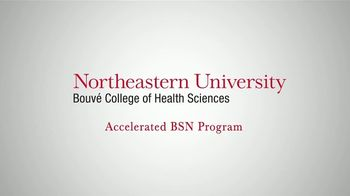 Northeastern University TV Spot, 'How It Feels' - Thumbnail 1