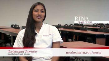Northeastern University TV Spot, 'How It Feels' - Thumbnail 6