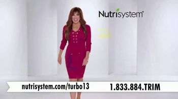 Nutrisystem Turbo 13 TV Spot, 'Drop Those Pounds' Featuring Marie Osmond