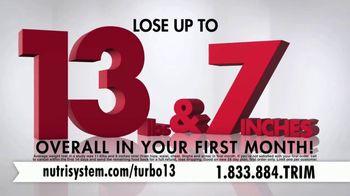 Nutrisystem Turbo 13 TV Spot, 'Drop Those Pounds' Featuring Marie Osmond - Thumbnail 4