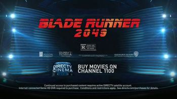 DIRECTV Cinema TV Spot, 'Blade Runner 2049' - Thumbnail 6