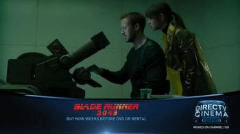 DIRECTV Cinema TV Spot, 'Blade Runner 2049' - Thumbnail 3