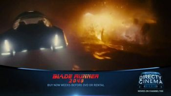 DIRECTV Cinema TV Spot, 'Blade Runner 2049' - Thumbnail 4