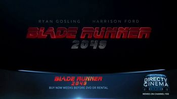 DIRECTV Cinema TV Spot, 'Blade Runner 2049' - Thumbnail 5