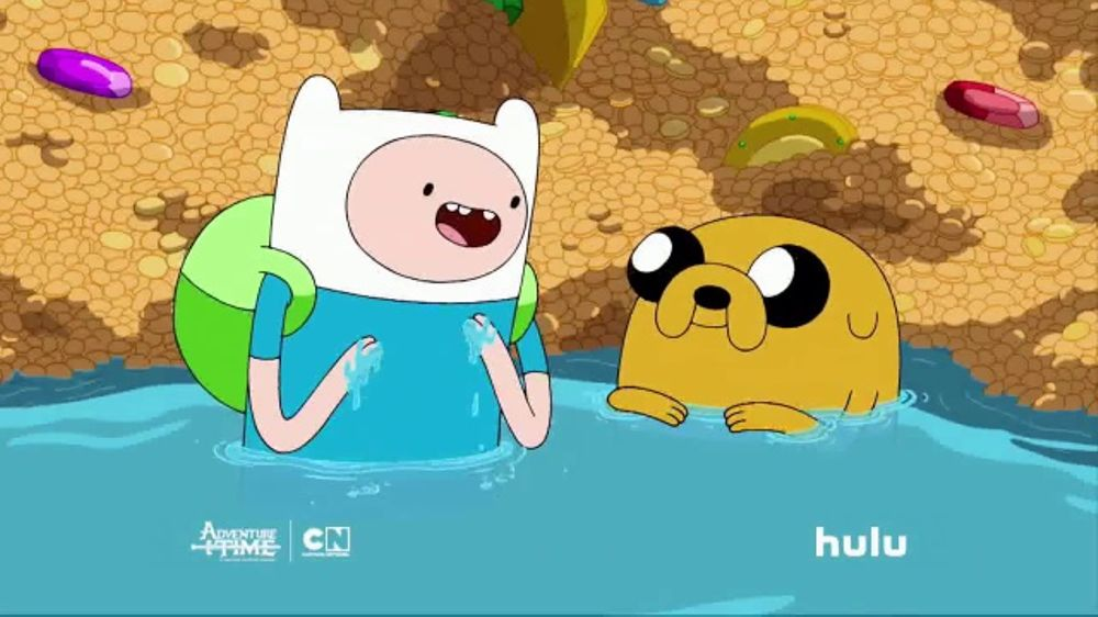 Hulu TV Commercial, 'Cartoon Network Shows' - Video