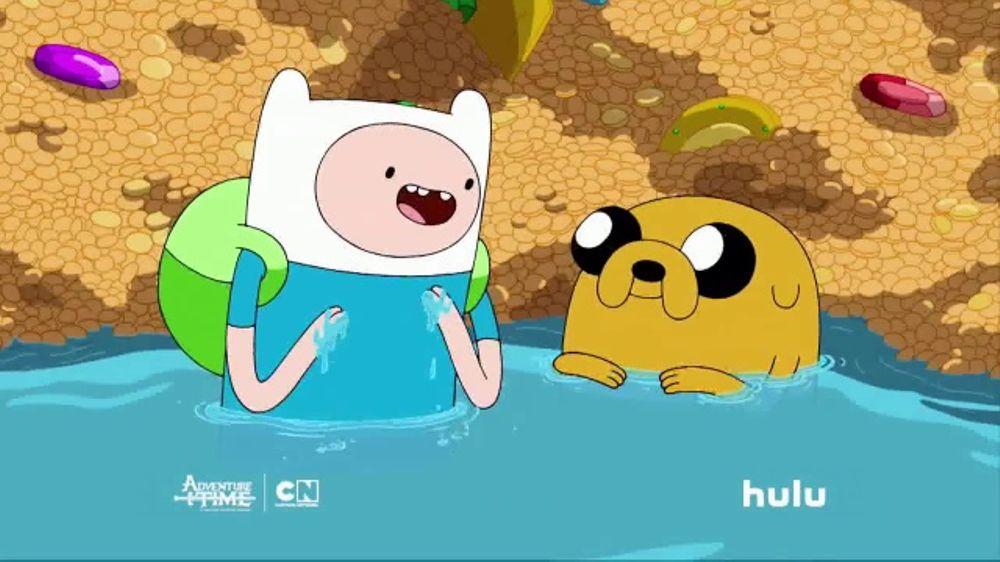 Hulu TV Commercial, 'Cartoon Network Shows' - iSpot.tv