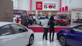 Toyota Toyotathon TV Spot, 'Year-End Savings' [T1] - 159 commercial airings