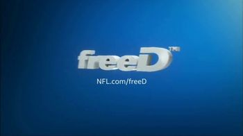 NFL freeD Highlights TV Spot, 'See Every Side of the Play' - Thumbnail 9